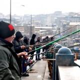 pesca Puente Gálata