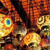 lamparas bazar turquia
