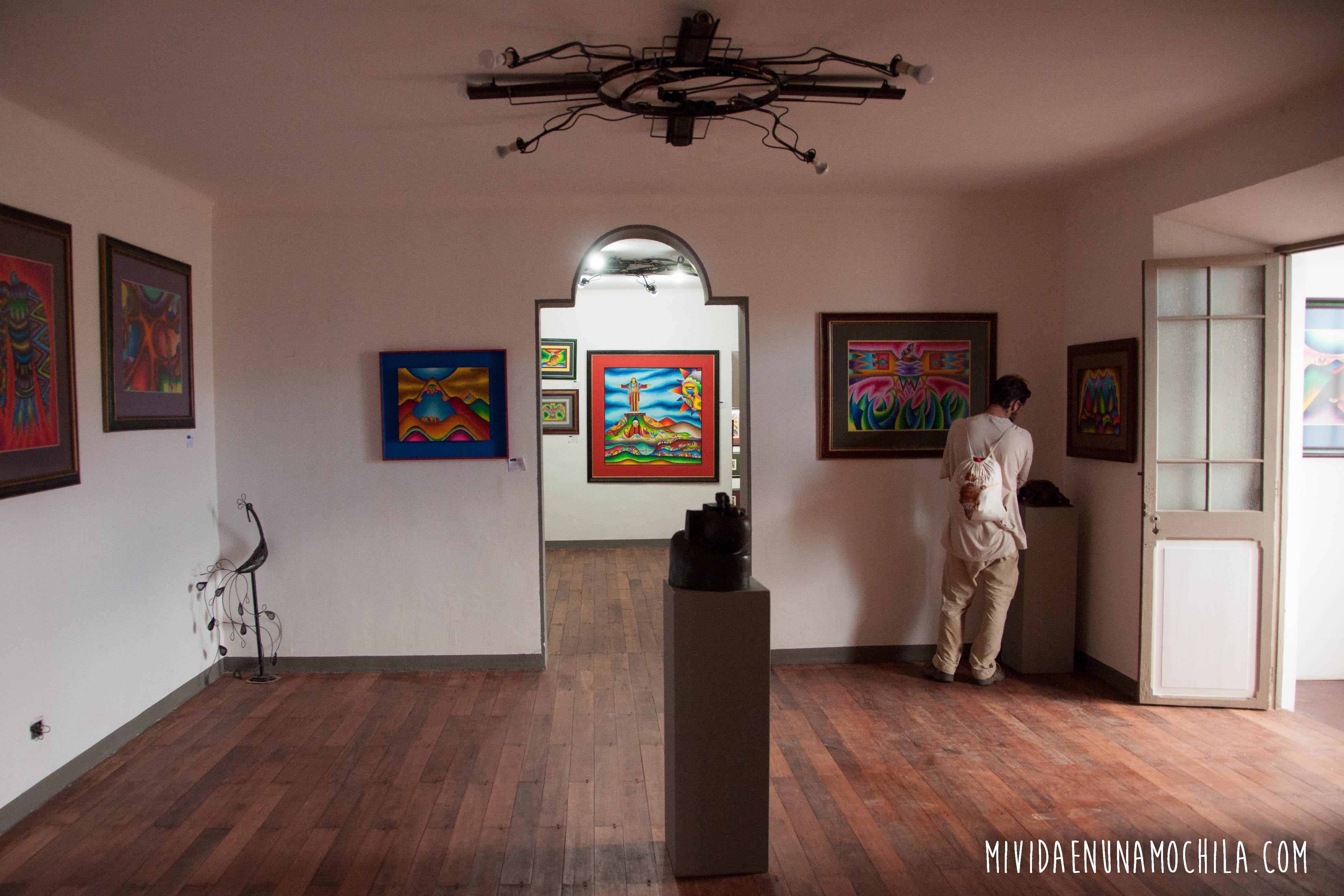 Centro de Arte Mamani Mamani