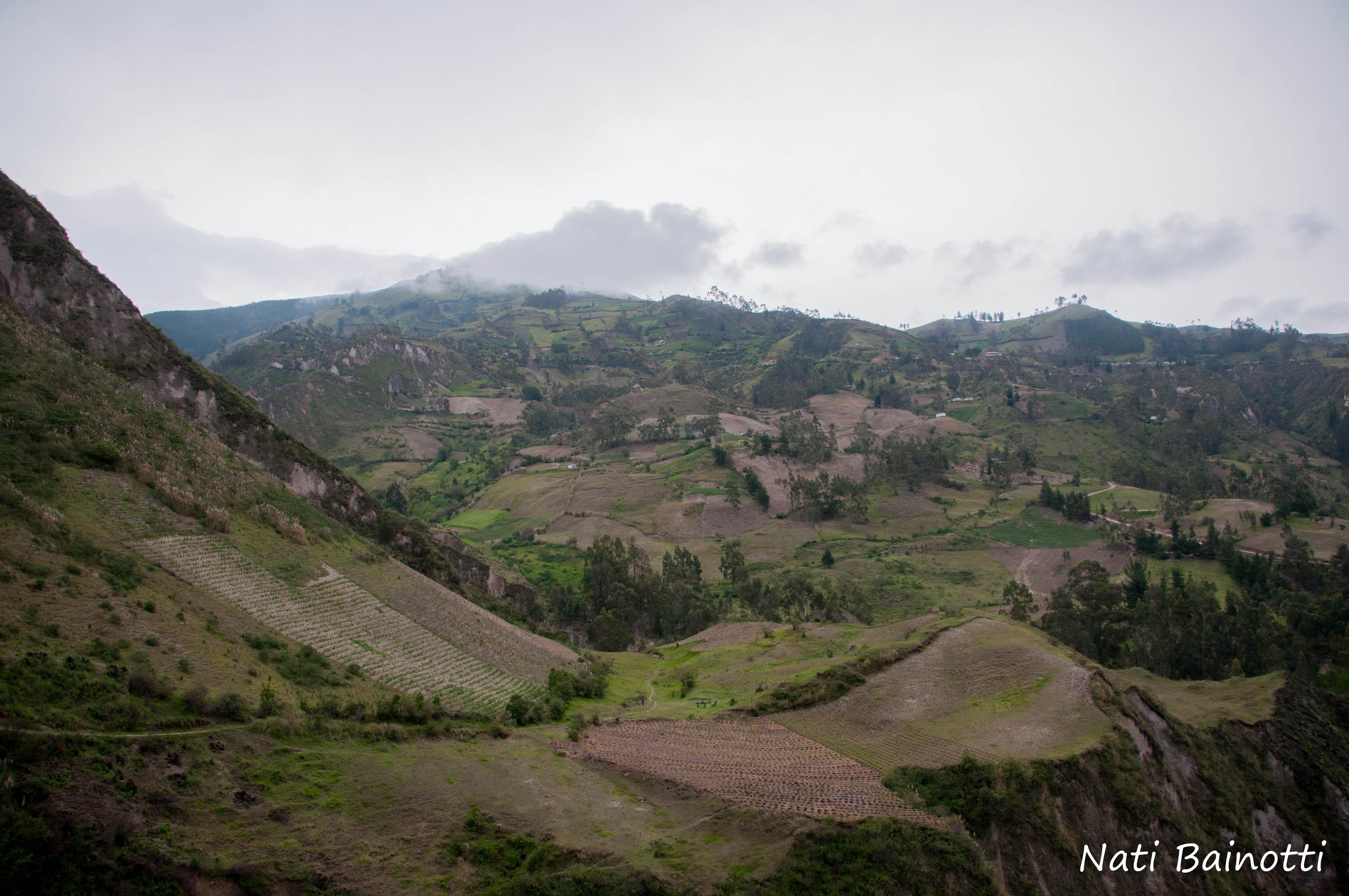 Circuito Quilotoa : Los locos del quilotoa mi vida en una mochila