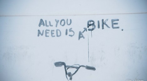 all you need is a bike