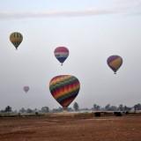 globos aerostaticos nilo egipto