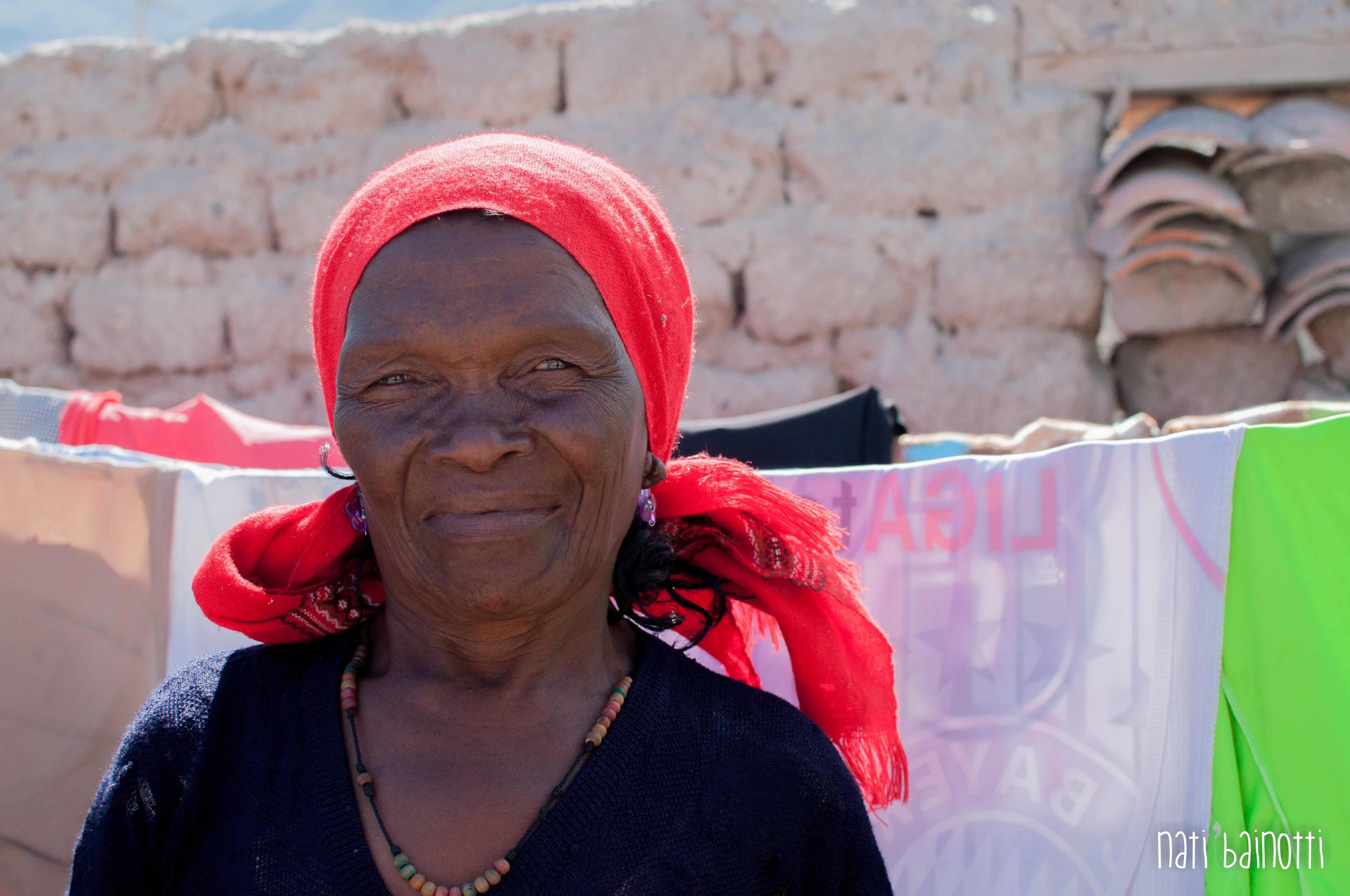 mujer negra pusic valle del chota ecuador