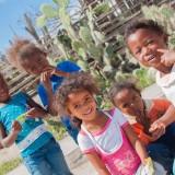niñas nenas afros pusic valle del chota