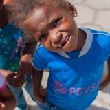 niña negra afro valle del chota ecuador