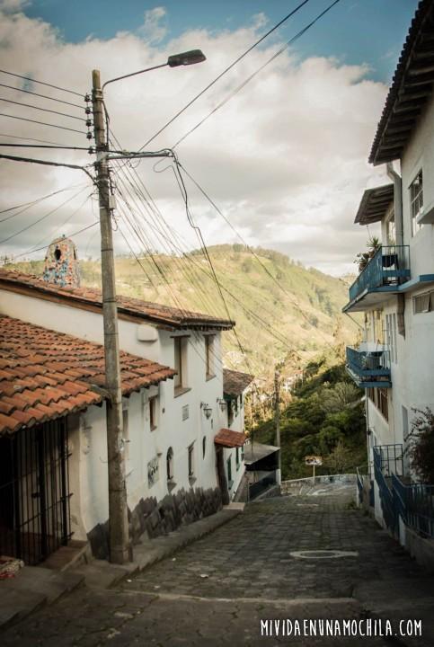 calles casas guapulo