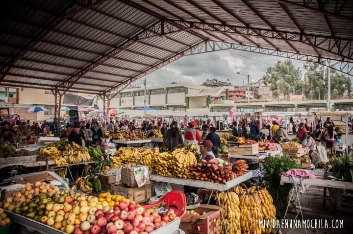 mercado riobamba ecuador