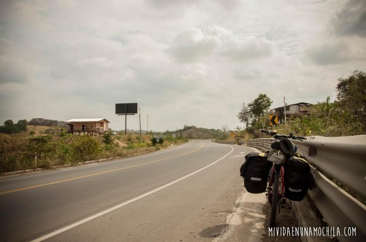 viaje en bici ecobike ecuador