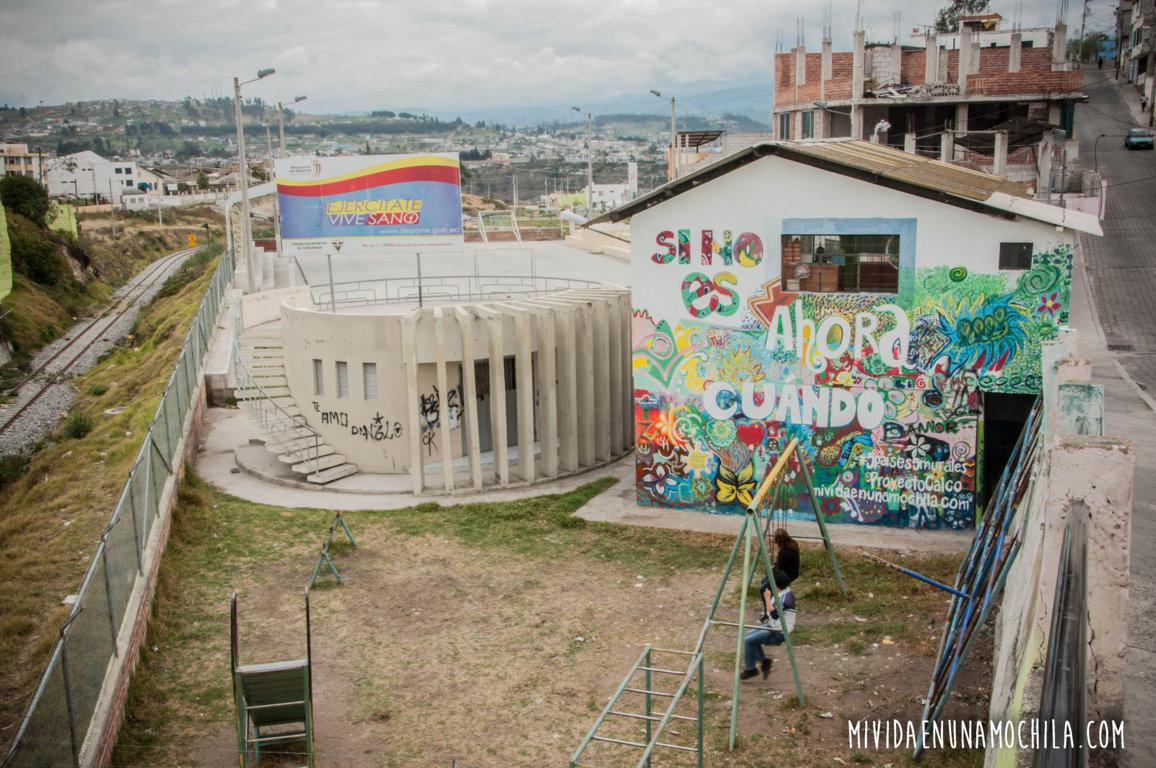 El primer mural ya está hecho =)
