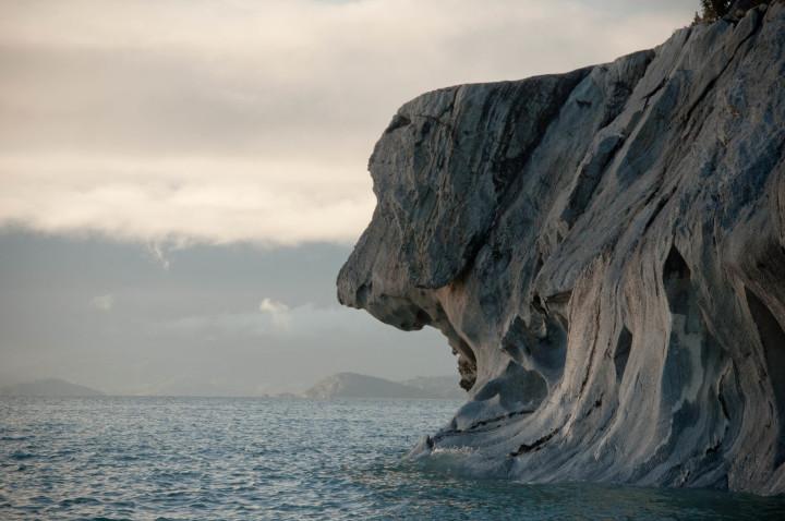 cuevas de marmol chile