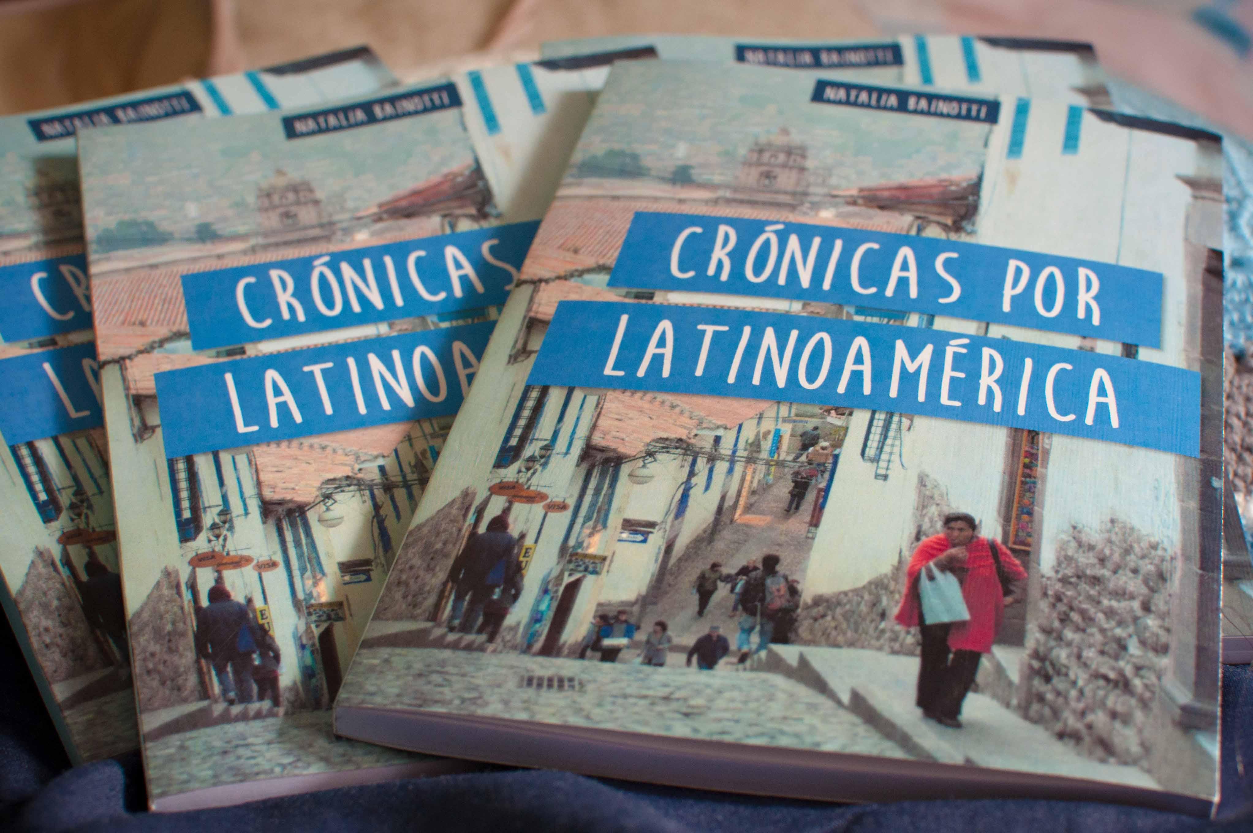 libro cronicas por latinomerica