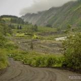 camino de tierra ecuador