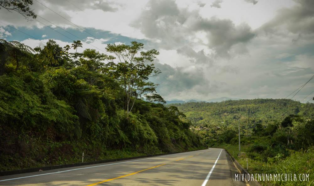 ruta transamazonica ecuador