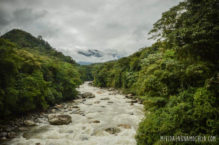 río baños ecuador