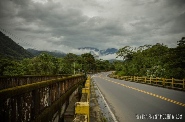 puente ruta años puyo ecuador