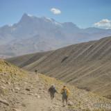 trekking andes