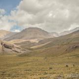 trekking en los andes