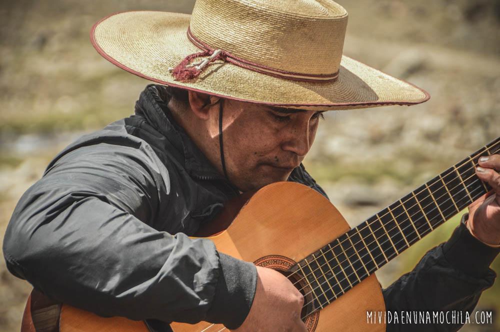 gaucho guitarra