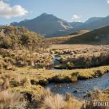 río parque nacional cajas