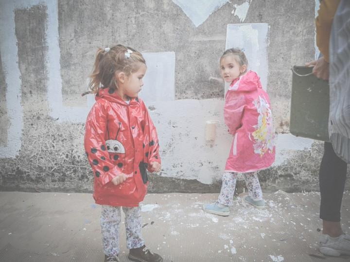 nenas pintando