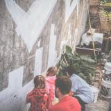 pintada proyecto calco 5 murales