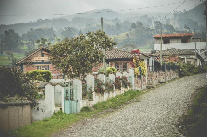 Las callecitas de Zuleta