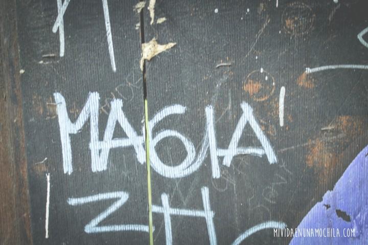magia arte callejero