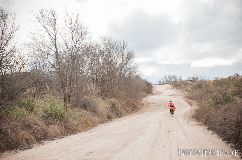 viaje en bici cordoba
