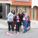 familia pastuza bici