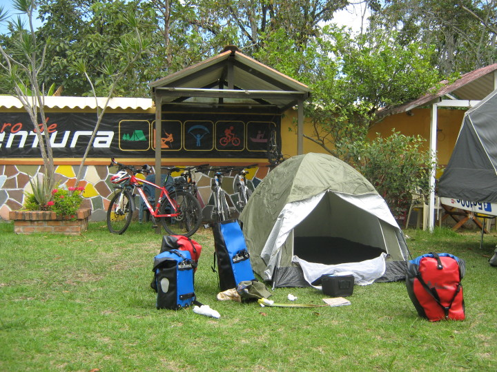 camping hostel chachagui