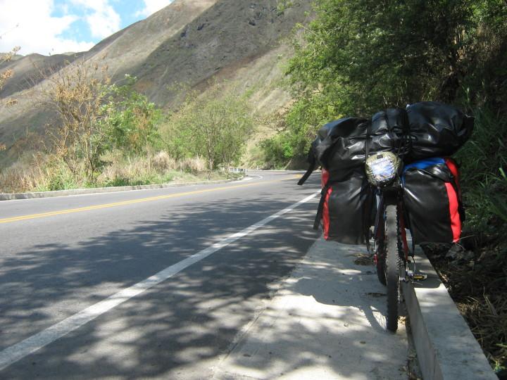 bici de viaje
