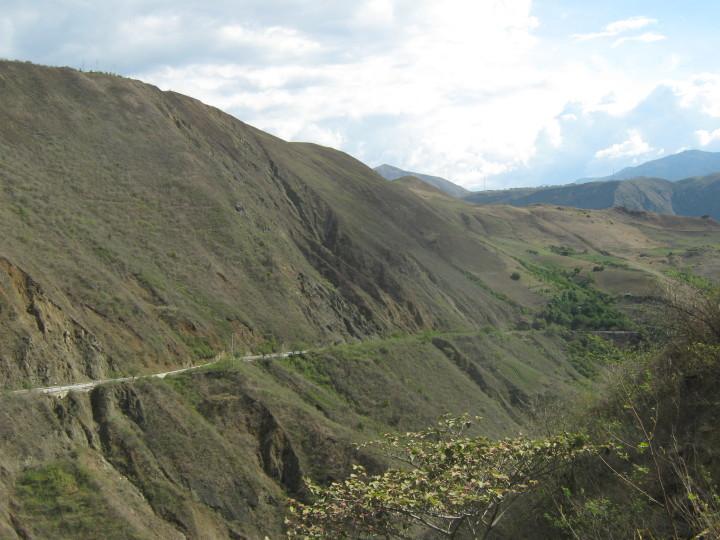 caminos colombia
